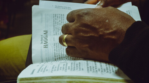 Bible Study: Through Eyes of Color