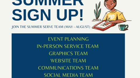 Summer Sign Up!